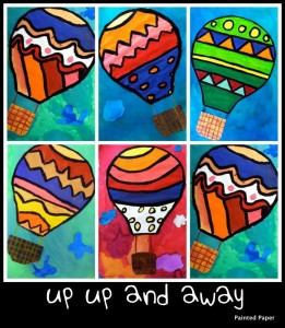 Fantastic ideas about an empowering and uplifting up up and away classroom theme (including decor, activities and resources).