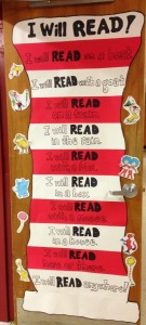 A Dr. Seuss classroom theme that is so quirky & colorful! It will have your students feeling alert and alive in the classroom.