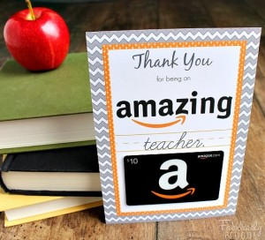 A list of 4 amazing gifts for teachers that they actually want & find useful, written by a teacher.
