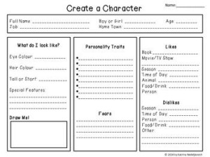 Have you been wanting to jazz up your class' writing activities? Try out these creative writing prompts in the form of pictures (with graphic organizers).