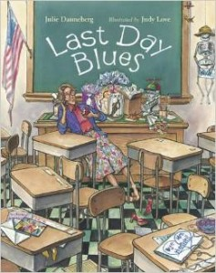 Read aloud for the last day of school