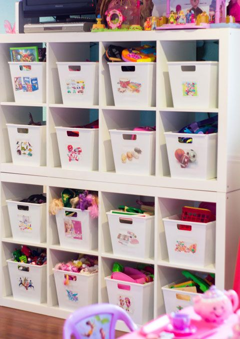 Learn the best and most effective way to organize toys with a minimalist approach. Get great ideas to engage kids in these toy organization ideas.