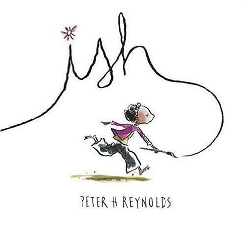 A book review and amazing cross-curricular activity ideas for Ish by Peter Reynolds . These lessons are creative, exciting and inspiring for students!