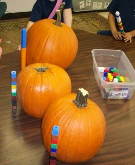 A wonderful list of fun fall math activities, which will engage your students and get them excited to learn!
