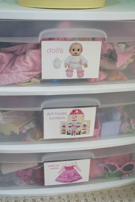Toy Organization Ideas With A Minimalist Approach My