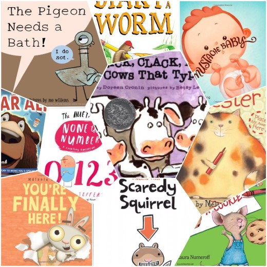 The best list of the top 10 children's story books that are hilarious! Each book has a summary listed. Your kids/students will love these!