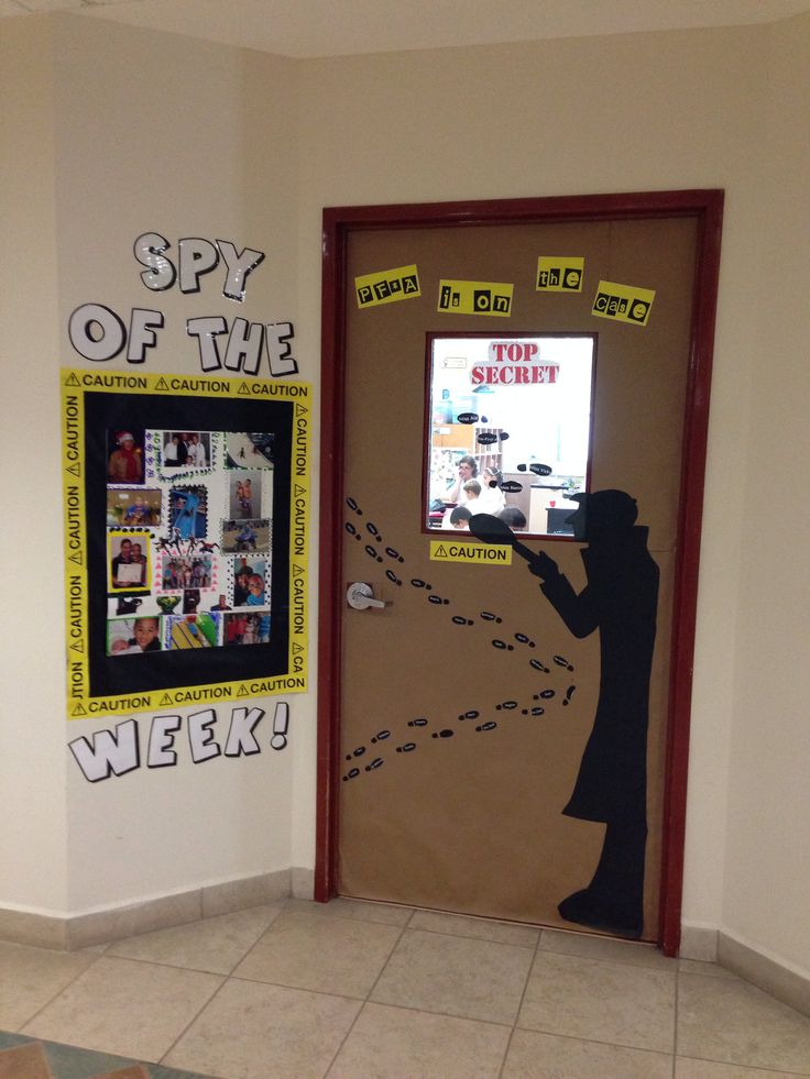 Classroom Decoration Themes 2015 ~ Detective classroom theme my everyday