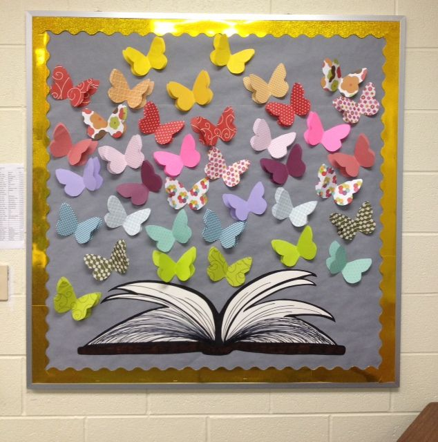 Classroom Decorations For Grade 7 ~ Top classroom reading displays my everyday