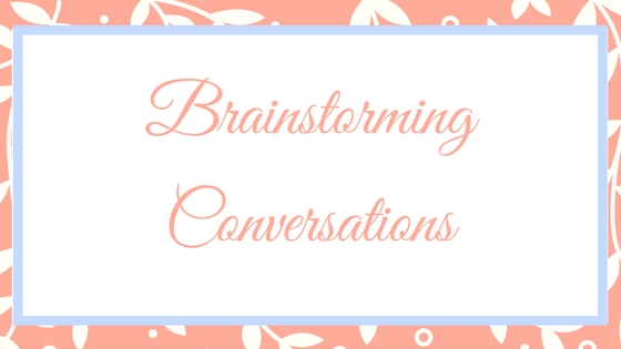 Conversation is such a powerful educational tool. These are 3 powerful conversation starters for the kids in your life.