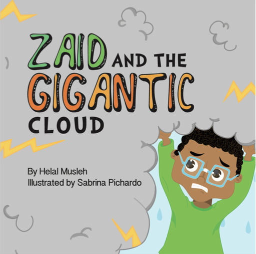 An engaging book that will allow children to explore and understand their stormy emotions, and learn how to cope with them!