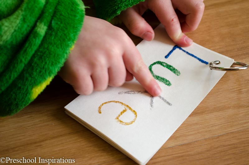 5 great name spelling practice ideas for kids going to kindergarten!