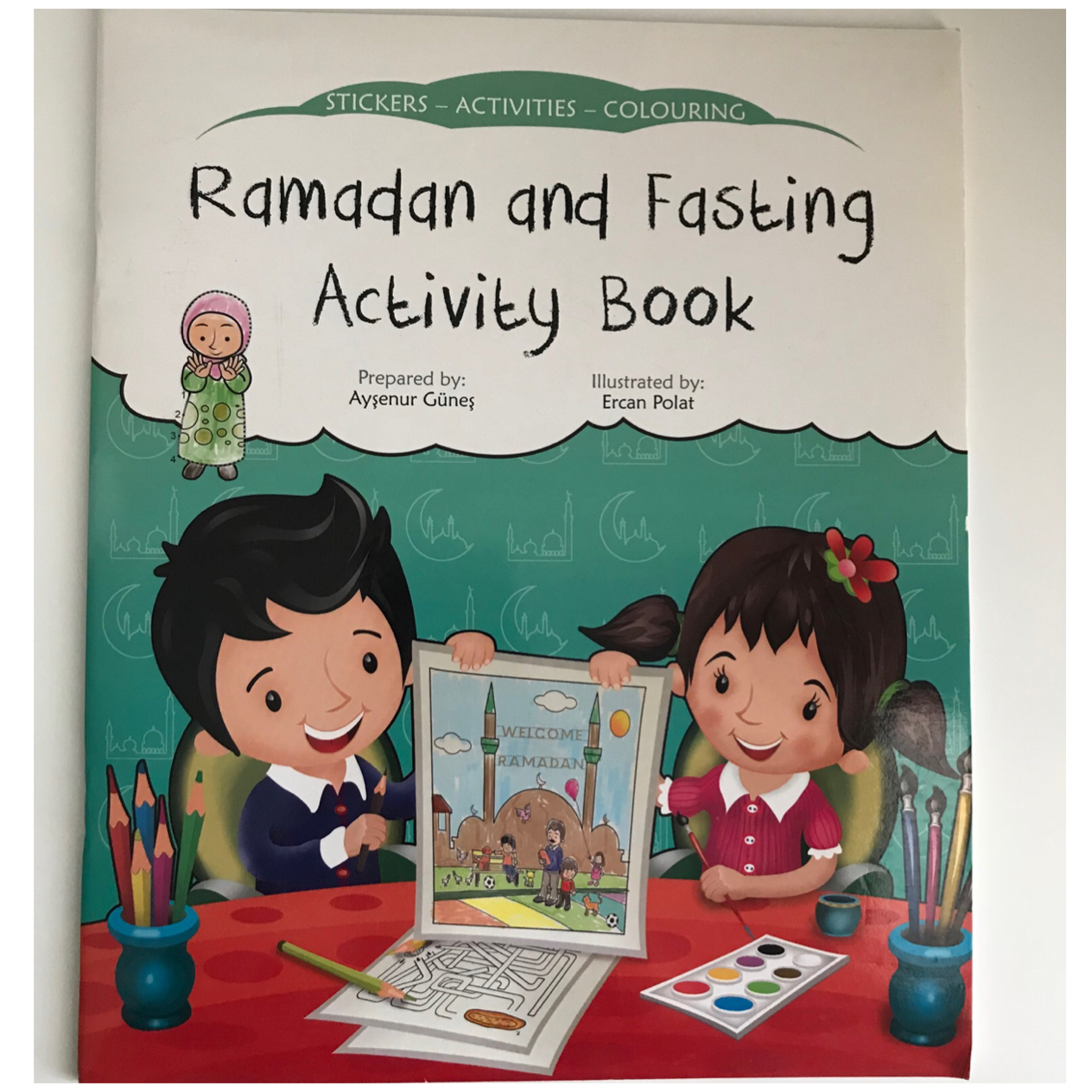 Awesome ideas to make a kids ramadan basket. Check out our list of freebies and resources that will get your kids excited about Ramadan!